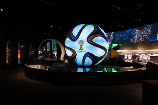 german soccer museum –  presentation golden generation