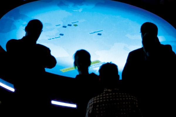 dhl innovation center – networks interaktive strategy