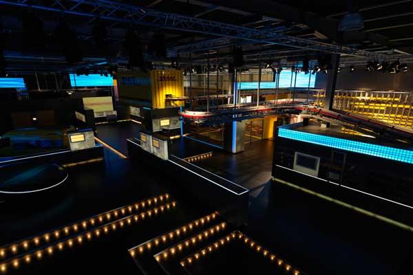 dhl innovation center – showroom