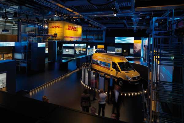 dhl innovation center – last mile