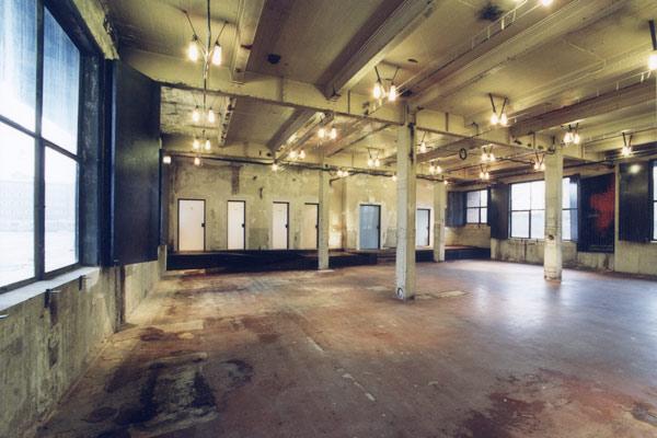 glashütte stralau – umnutzung als ausstellungsgebäude