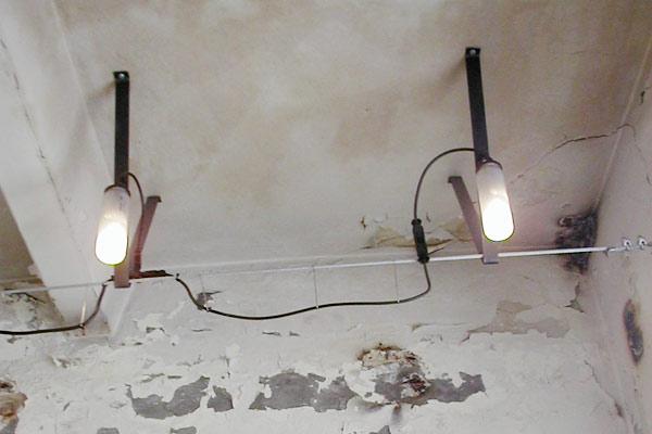 glashütte stralau – detail beleuchtungssystem