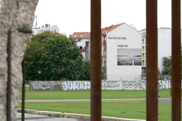 mauergedenkstätte – wandbild gartenstraße
