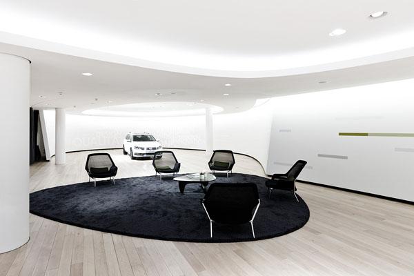 gläserne manufaktur dresden – lounge