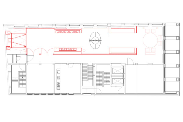 wall showroom – grundriss 1. og